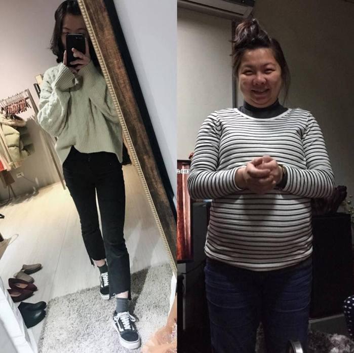 是同一個人!辣媽PO「懷孕前後對比照」 5個月後狂甩肉變腰瘦美人 - 爆新聞