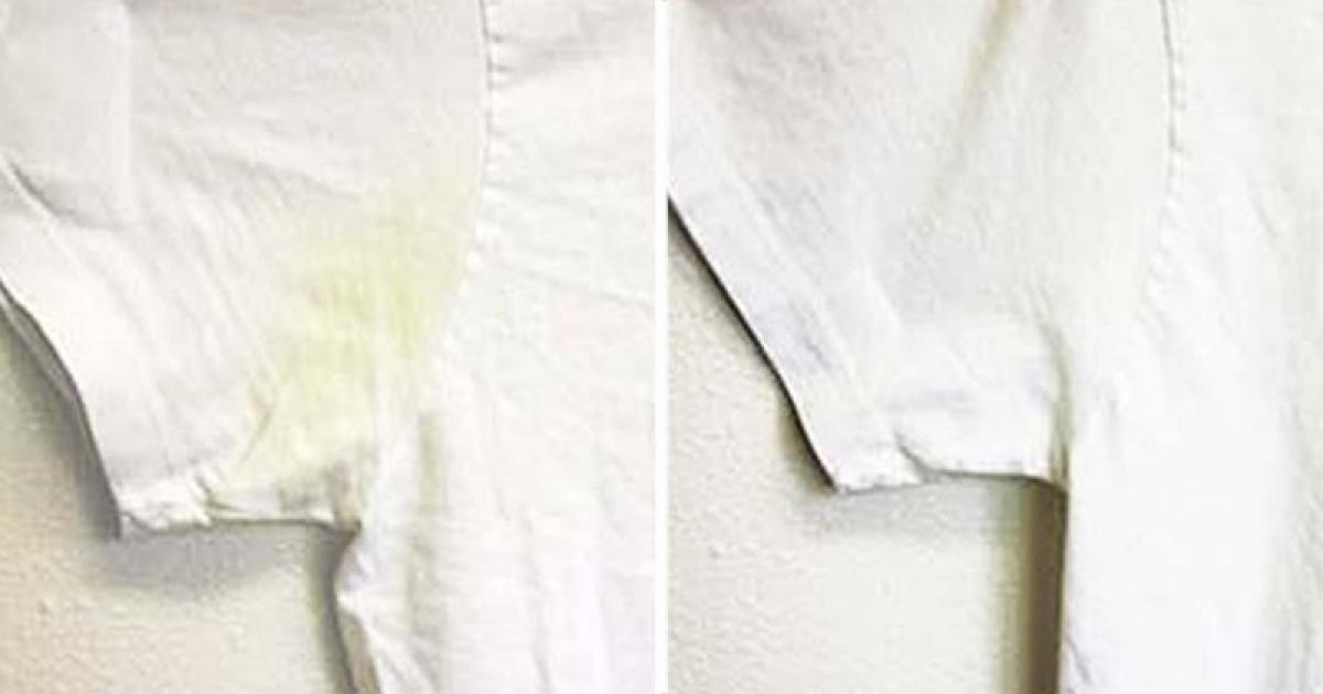 發黃白色衣服「3分鐘變回新衣服」 洗衣店老闆不告訴別人的妙招 - 爆新聞