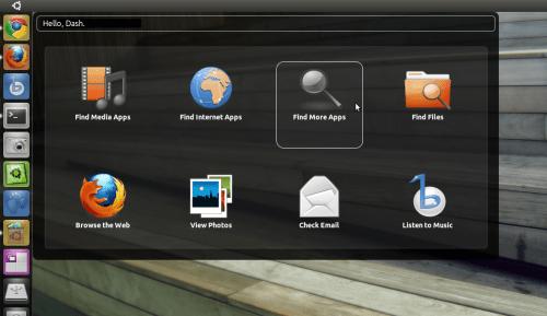 Mulai 11.04 ubuntu menggunakan unity sbg desktop environmentnya