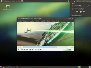 ubuntu sound menu