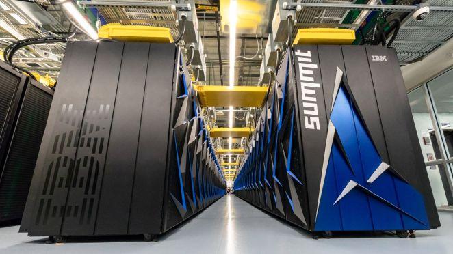 O Supercomputador Summit