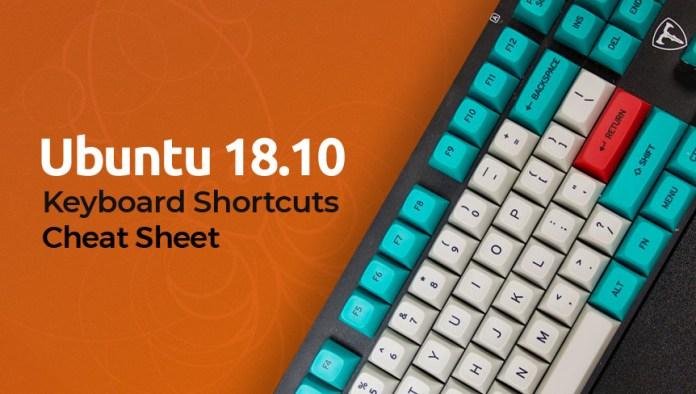 Συντομεύσεις πληκτρολογίου του ubuntu