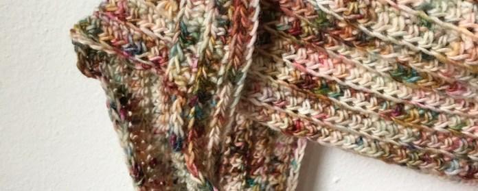 Free Crochet Pattern Make This Beginner Friendly Shawl In A Weekend