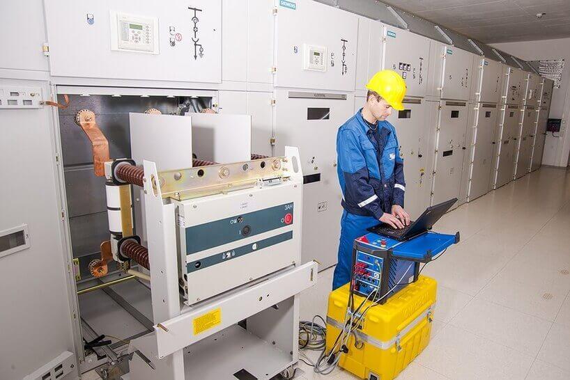 Circuit Breaker Tester Circuit Breaker Test Equipment Circuit