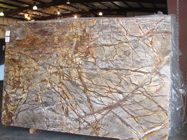 Rainforest Brown  Omicron Granite  Tile