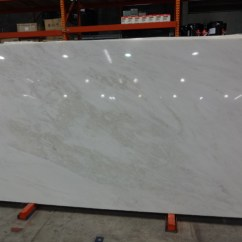 White Granite Kitchen Countertops Cabinet Makeovers Mystery - Omicron & Tile