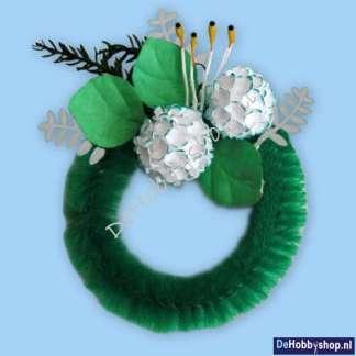 kransje-hortensia-licht-donker-groen