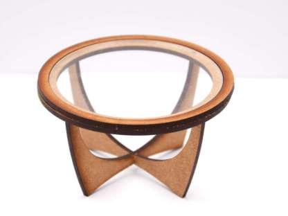 midcentury coffee table miniature