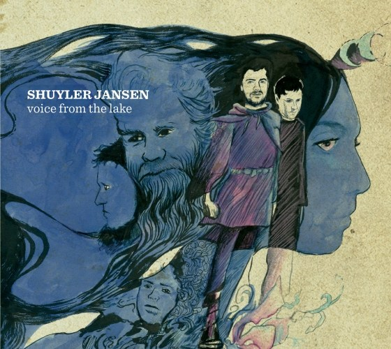Shuyler Jansen - Voice From The Lake