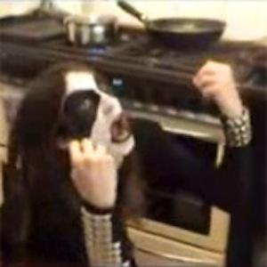 Vegan Black Metal Chef