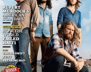 The Sheepdogs Win Rolling Stone Contest