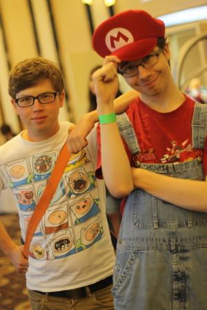 Saskatoon Blitz!: Dana & Mario