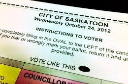 saskatoon election results