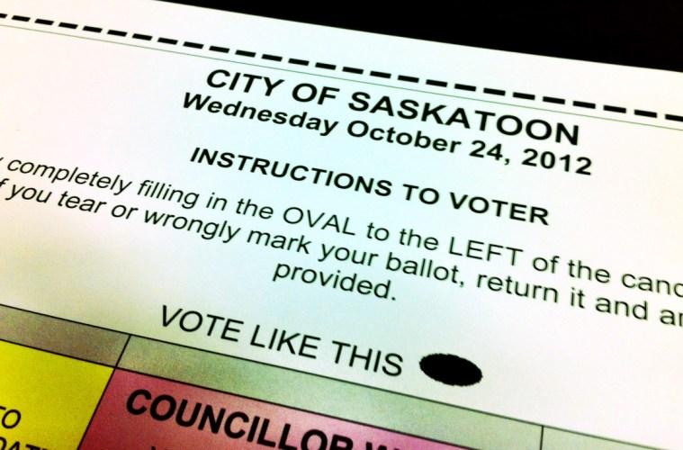saskatoon election results