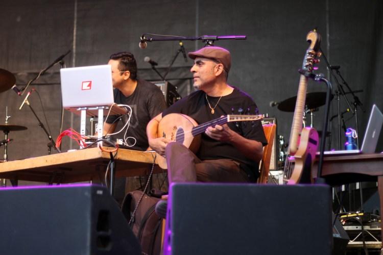 Niyaz at Regina Folk Festival