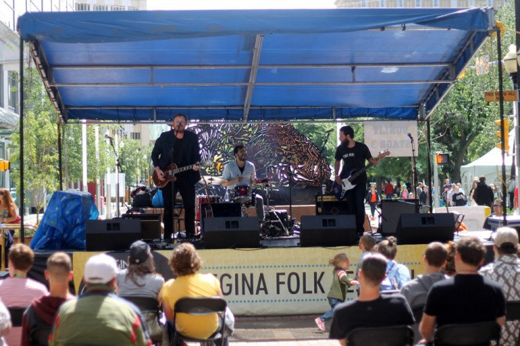 Northcote at Regina Folk Festival
