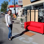 OneStory at Saskatoon Park(ing) Day