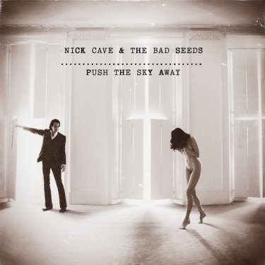 nick cave push the sky