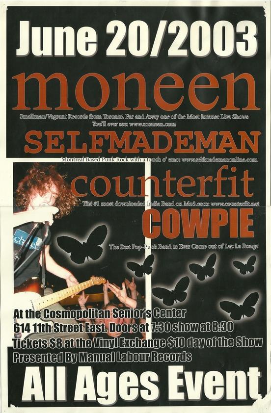 cowpie moneen 2003