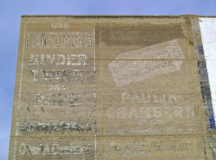 teese ghost sign 1