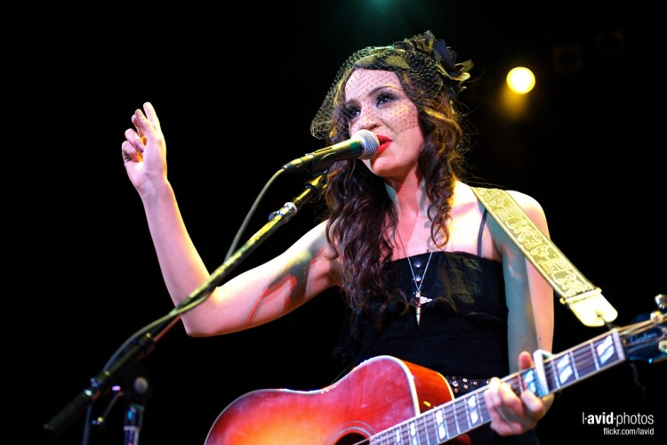 """- Lindi Ortega photo from Flickr user """"Dave Lichterman"""" – Creative Commons."""