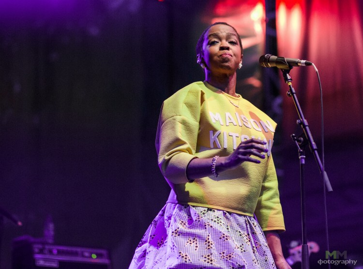 Ms. Lauryn Hill at Bessborough Gardens