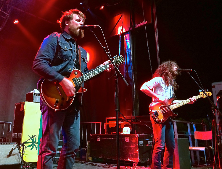 the sheepdogs gateway festival