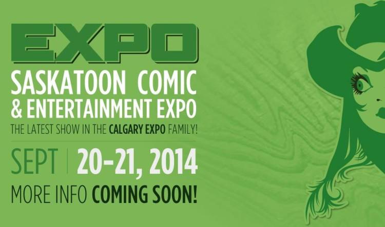 Saskatoon Comic & Entertainment Expo