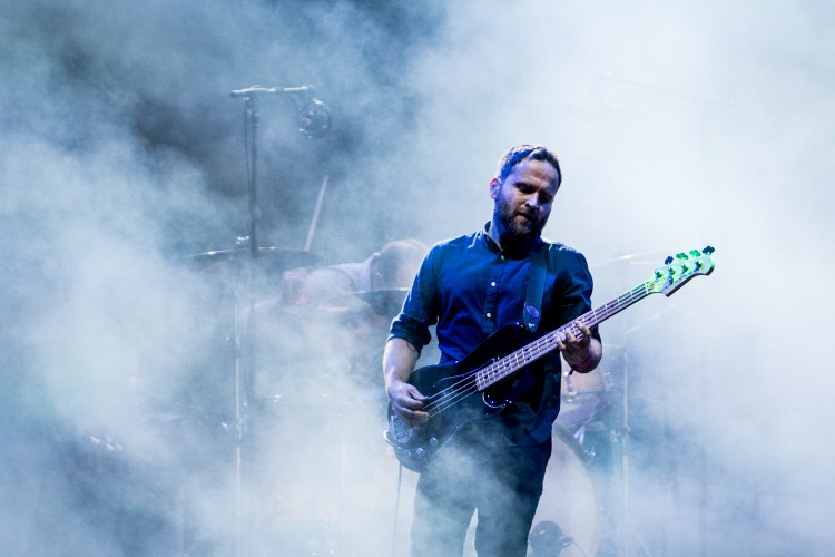 Death Cab for Cutie at Sonic Boom Festival 2014