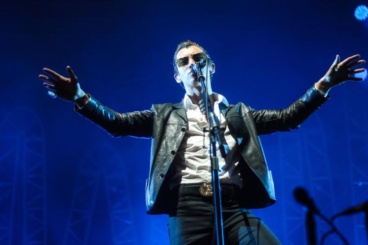 Arctic Monkeys at Sonic Boom Festival 2014