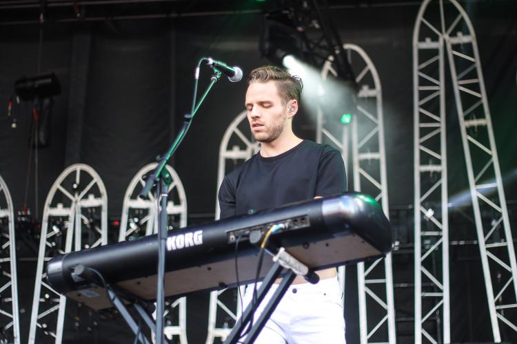 Ms Mr at Sonic Boom Festival 2014