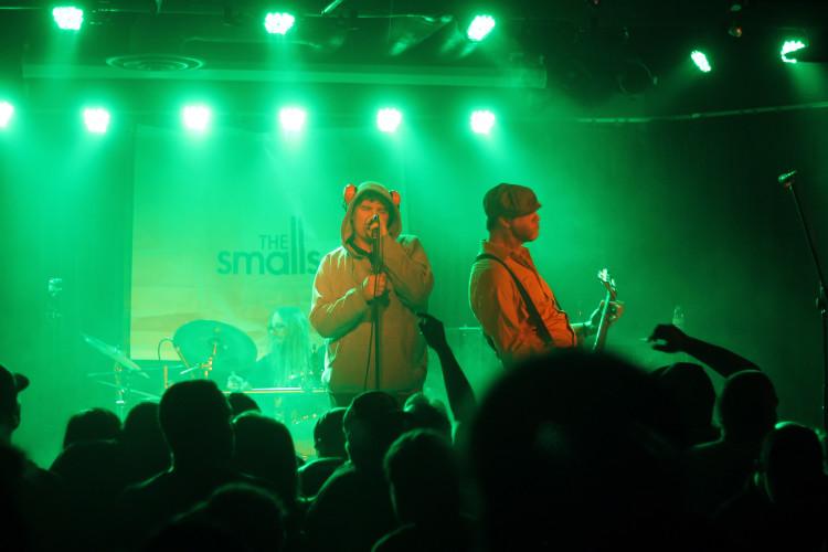 The smalls