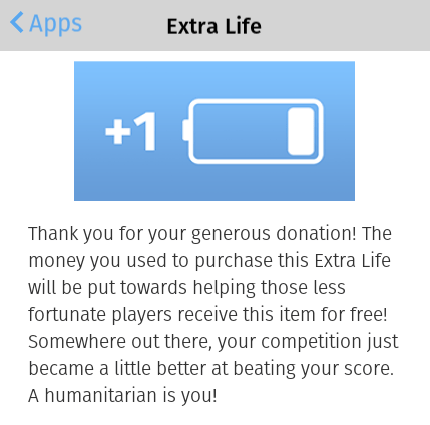 extralifedescription