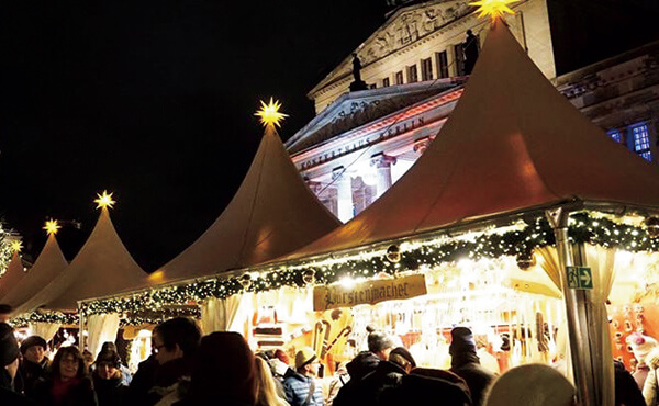 第6回さいたま新都心けやきひろばクリスマスマーケット
