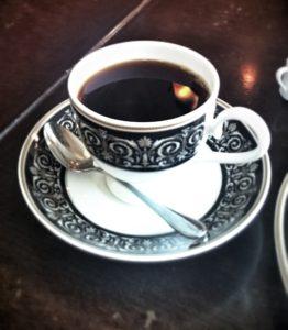 Kaffe på Kaffe La Mille