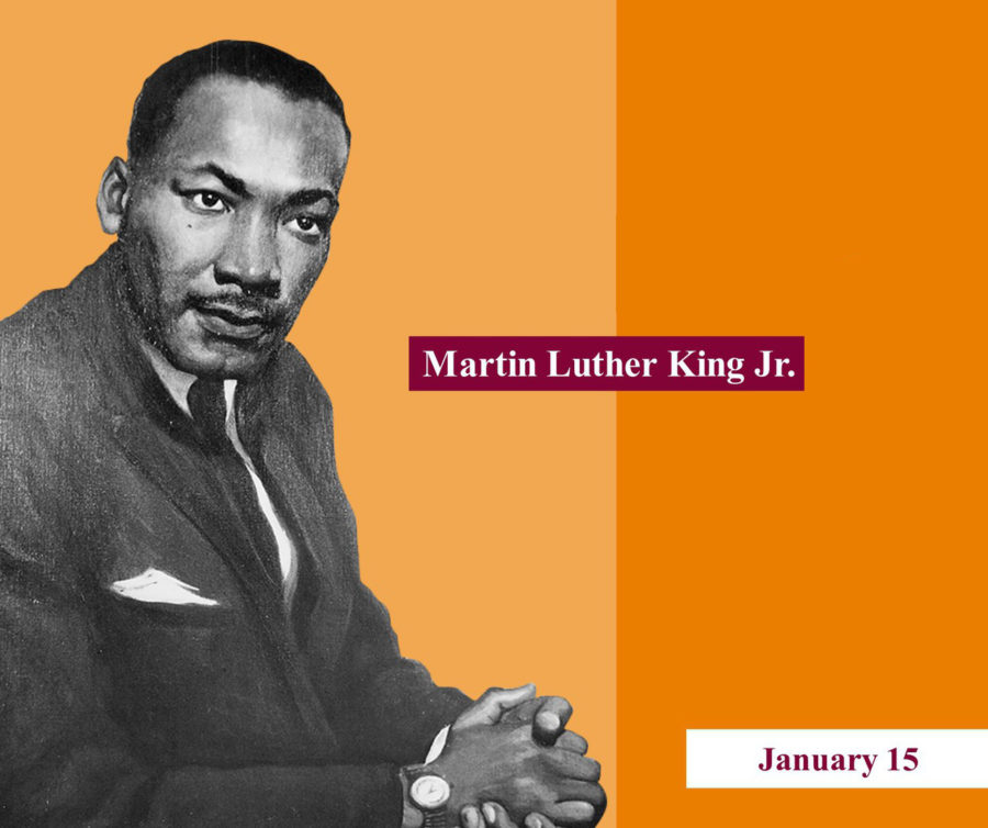 martin luther king jr day closing
