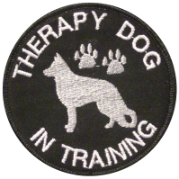 Custom Patches for Working dogs - Design your own patches!