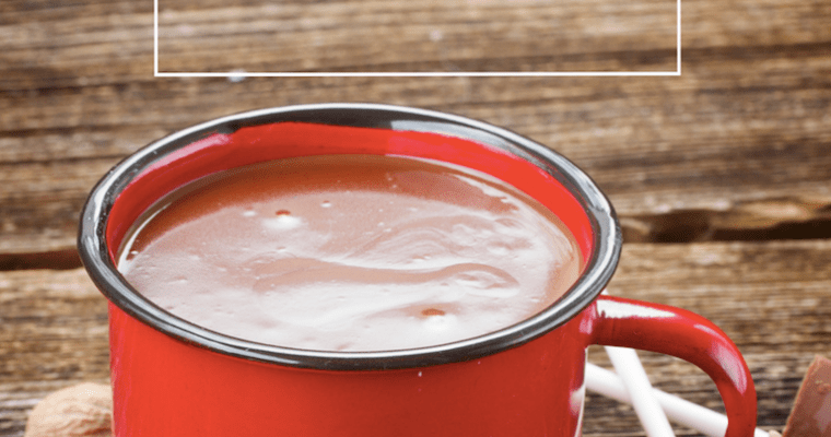 The Perfect Vegan Hot Chocolate