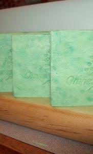 Bergamot Home Made Soap