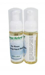 No Rinse Foaming Hand Wash Duo