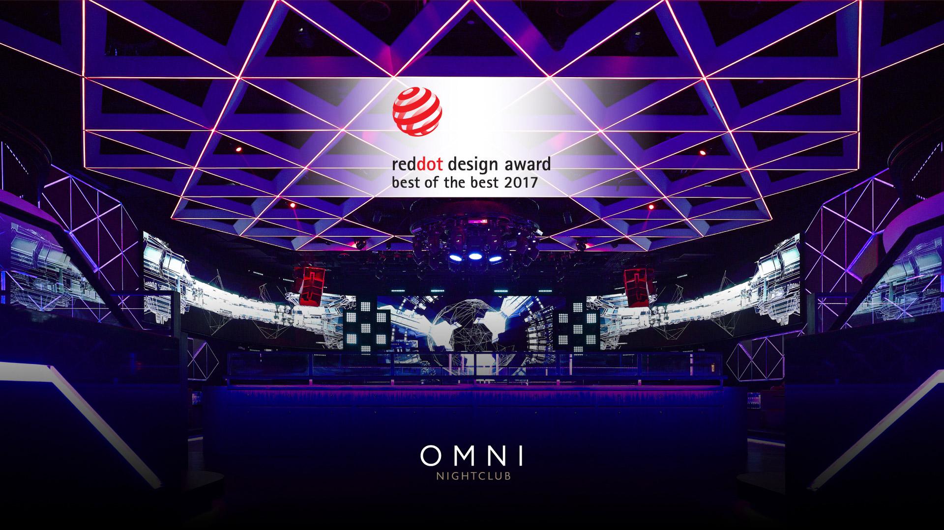 OMNI Nightclub - A Nightclub in Taipei