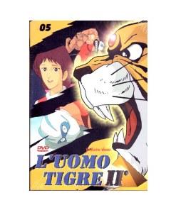 DVD L'Uomo Tigre II - Volume 5 - 3 Episodi
