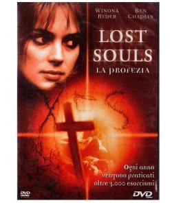 DVD Lost Soul La profezia con Winona Rider e Ben Chaplin