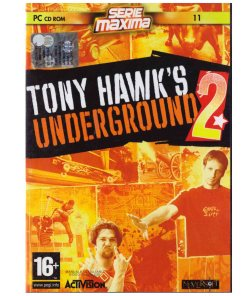 Gioco PC Tony Hawks Underground 2 simulazione skateboard