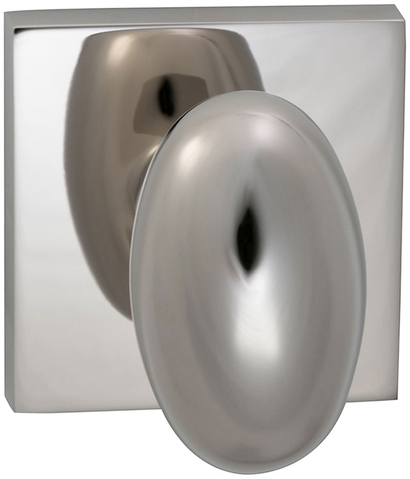 Item No.434SQ (US14 Polished Nickel Plated, Lacquered)