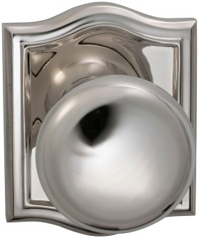 Item No.458AR (US14 Polished Nickel Plated, Lacquered)