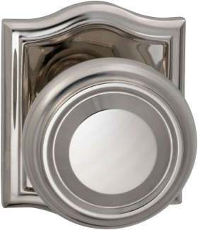 Item No.565AR (US14 Polished Nickel Plated, Lacquered)