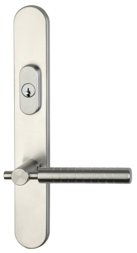 Item No.73033 (Modern Multipoint Trim - Stainless Steel)