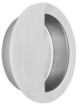 Item No.7507 (Modern Cup Pull - Solid Stainless Steel)