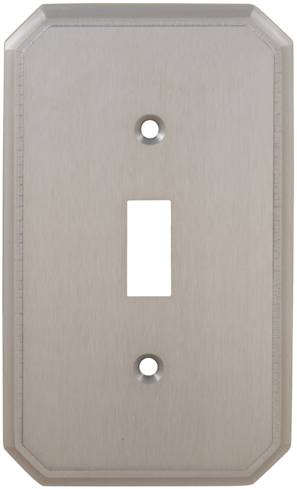 Item No.8014/S (US15 Satin Nickel Plated, Lacquered)